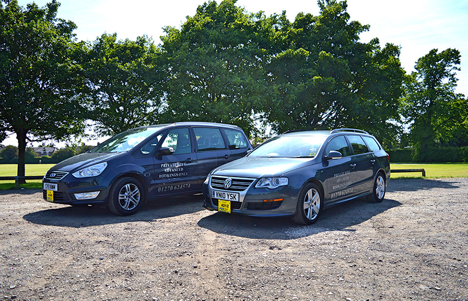 airport taxi nantwich cheshire